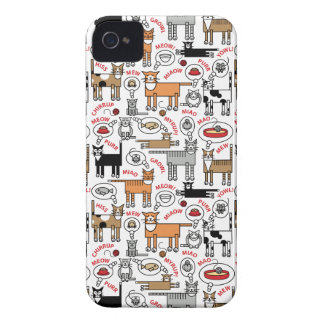 What Cats Think About iPhone 4 Case-Mate Cases