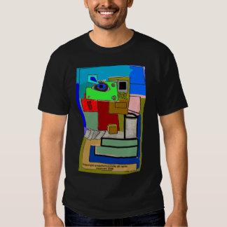 What comes around go's around t-shirts