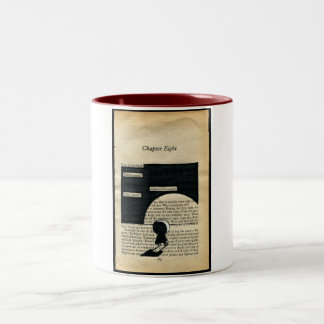 What do you think...The Biscuit Barrel Two-Tone Coffee Mug