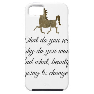 What do you want unicorn? iPhone 5 cover
