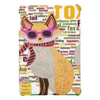 What does the fox say iPad mini case