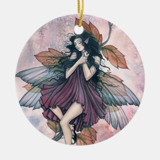 What Dreams May Come Fairy Ornament