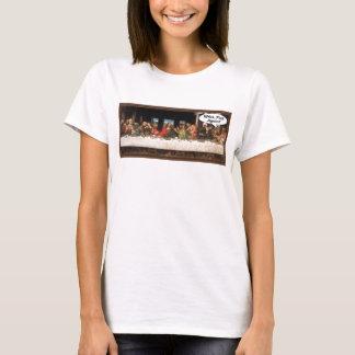What, Fish Again? - Funny Da Vinci Last Supper T-Shirt