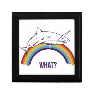 what, fish cool graphic design gift box