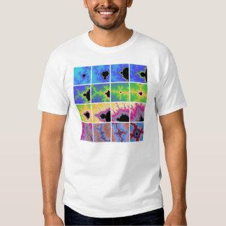 What Goes Around, Comes Around-- blue version T-shirts