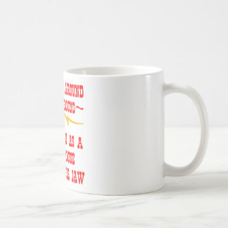 What Goes Around Comes Around Sometimes Basic White Mug