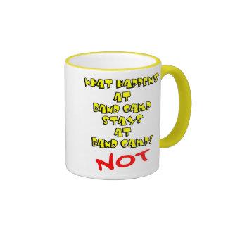 What Happens At Band Camp... Coffee Mug