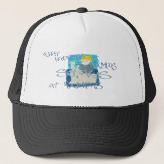 What Happens At Bumpas Trucker Hat