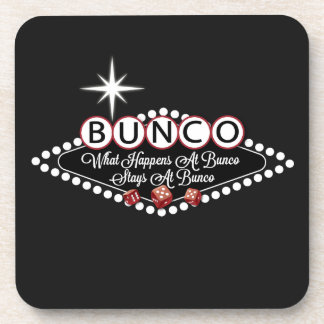 What Happens At Bunco Stays At Bunco Fun Coaster