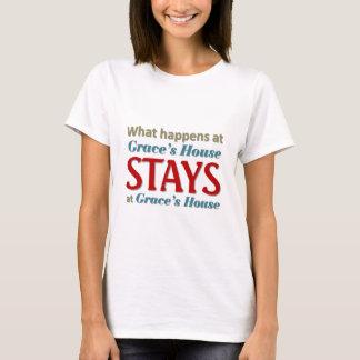 What happens at Grace's House T-Shirt