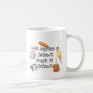What Happens at Memaw's STAYS at Memaw's Mugs