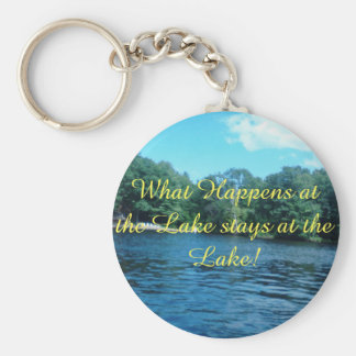 what happens at the lake keychain