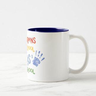 What Happens In Preschool Mug