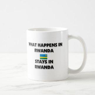 What Happens In RWANDA Stays There Coffee Mug