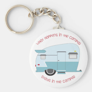 What Happens In The Camper Key Ring