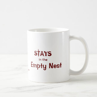 What Happens in the Empty Nest Coffee Mug