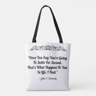 What Happens To You In Life Tote Bag