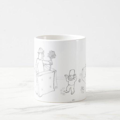What housework? Mug