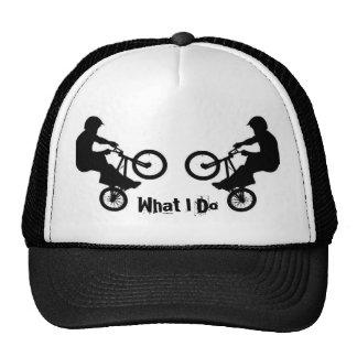 What I Do_BMX Cap