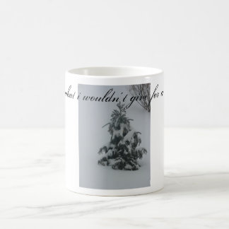 what i wouldn't give for a... mug