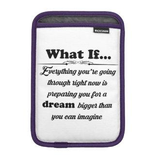 What if iPad mini sleeve