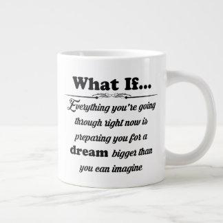 What If Large Coffee Mug