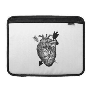 What Is Bad For Your Heart Is Good For Your Art Sleeves For MacBook Air