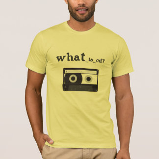 What is cd? T-Shirt