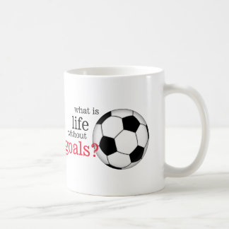 What is Life Without Goals Soccer Mug
