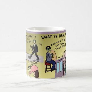 What is Real Coffee Mug