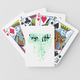 What Is Reality? Bicycle Playing Cards