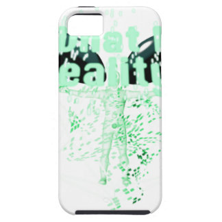 What Is Reality? iPhone 5 Cases