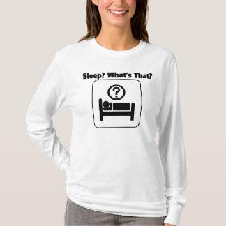 What is Sleep T-Shirt