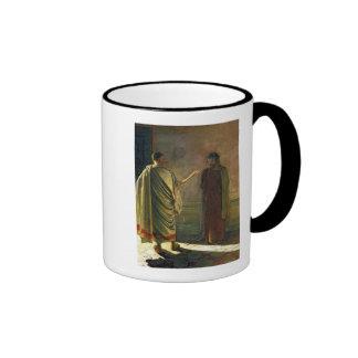 What is Truth?  1890 Ringer Mug
