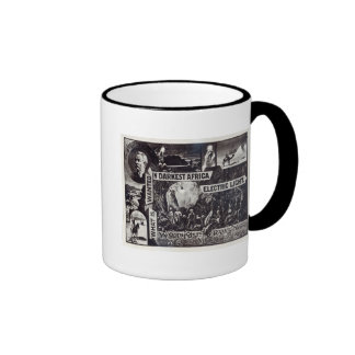 What is Wanted in Darkest Africa is Electric Ringer Mug