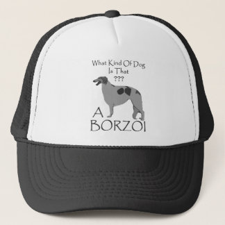 What Kind Of Dog Is That_Dark Trucker Hat