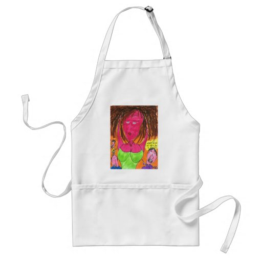 What Kind of Hair-Do Is That? Aprons