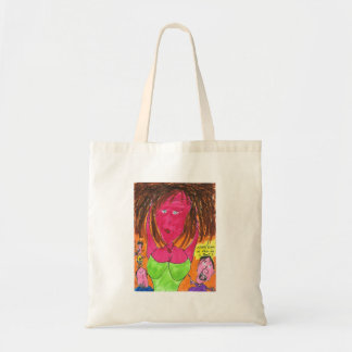 What Kind of Hair-Do Is That? Tote Bags