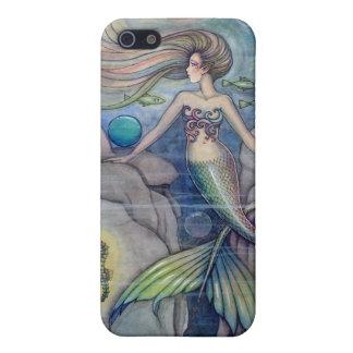 What Lies Beneath Mermaid iPhone Case