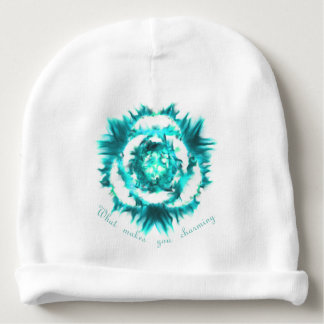 What makes you charming. baby beanie