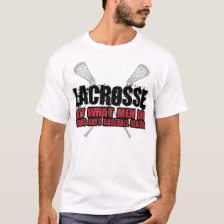 What Men Do T-Shirt