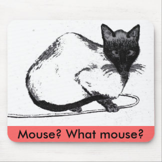 What Mouse Mat