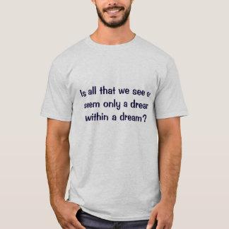 What Poe said T-Shirt