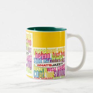 What' S Jazz? Coffee Mug