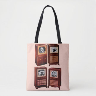 What's on TV Tote Bag