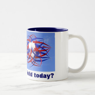 What shall I build today? Two-Tone Coffee Mug