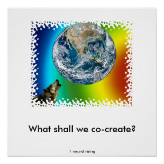 What shall we co -create?
