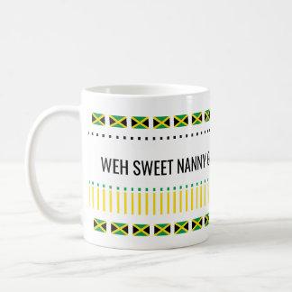 What Sweet Nanny Goat Jamaica Mug
