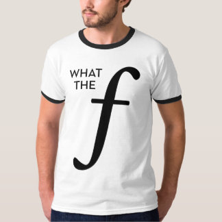 What the aperture T-Shirt