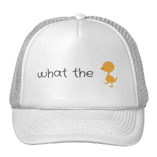 what the duck cap